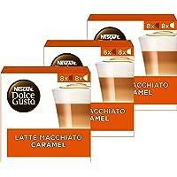 Nescafé Dolce Gusto capsules Caramel Macchiato - 48 koffiecups - geschikt voor 24 koppen koffie - Dolce Gusto cups
