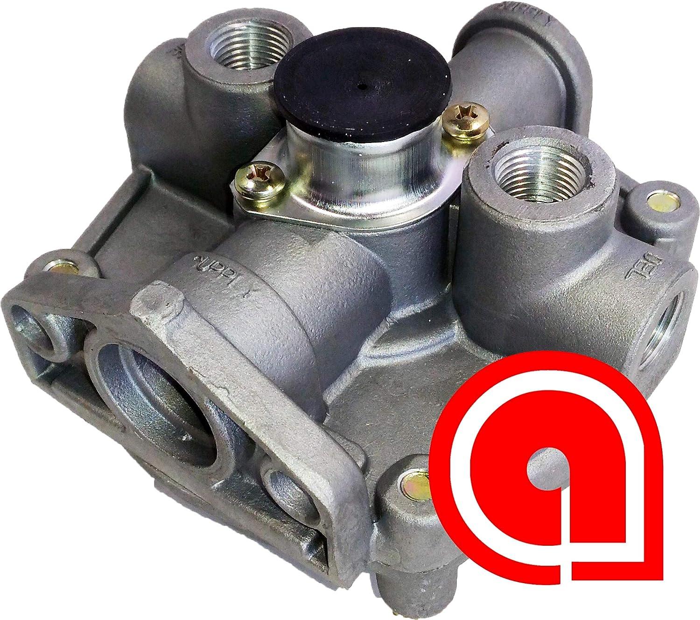 R-7 Modulating Air Brake Relay Valve Replaces Bendix 103081 H-30260