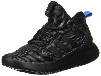 adidas uomini ultimate bballname carbonio, cblack, cblack scarpe da basket