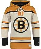 Old Time Hockey NHL Men's Vintage Lacer Heavyweight Hoodie