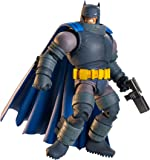 Mattel Dc Comics Multiverse, The Dark Knight Returns Armored Batman Figure 6 Inches - Multi Color