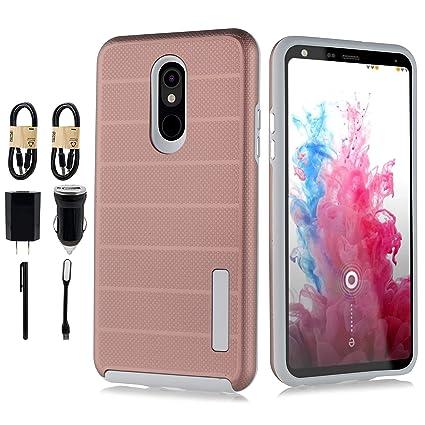Amazon.com: Funda para LG K40, LG Solo LTE, LG K12 Plus, LG ...