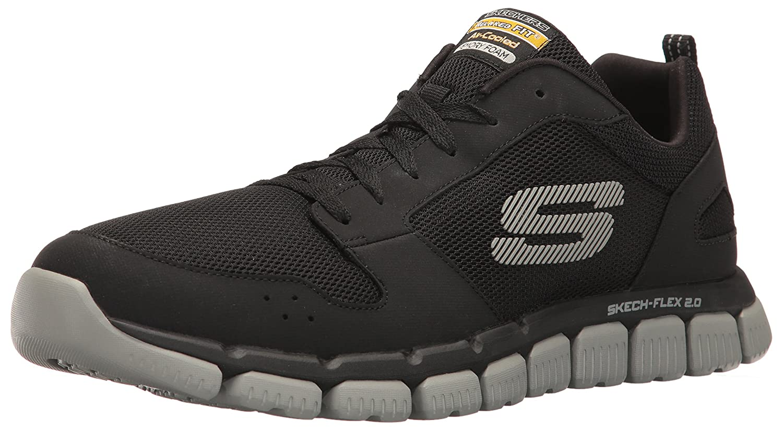 Chaussures Skech Flex 2.0 grises SKECHERS