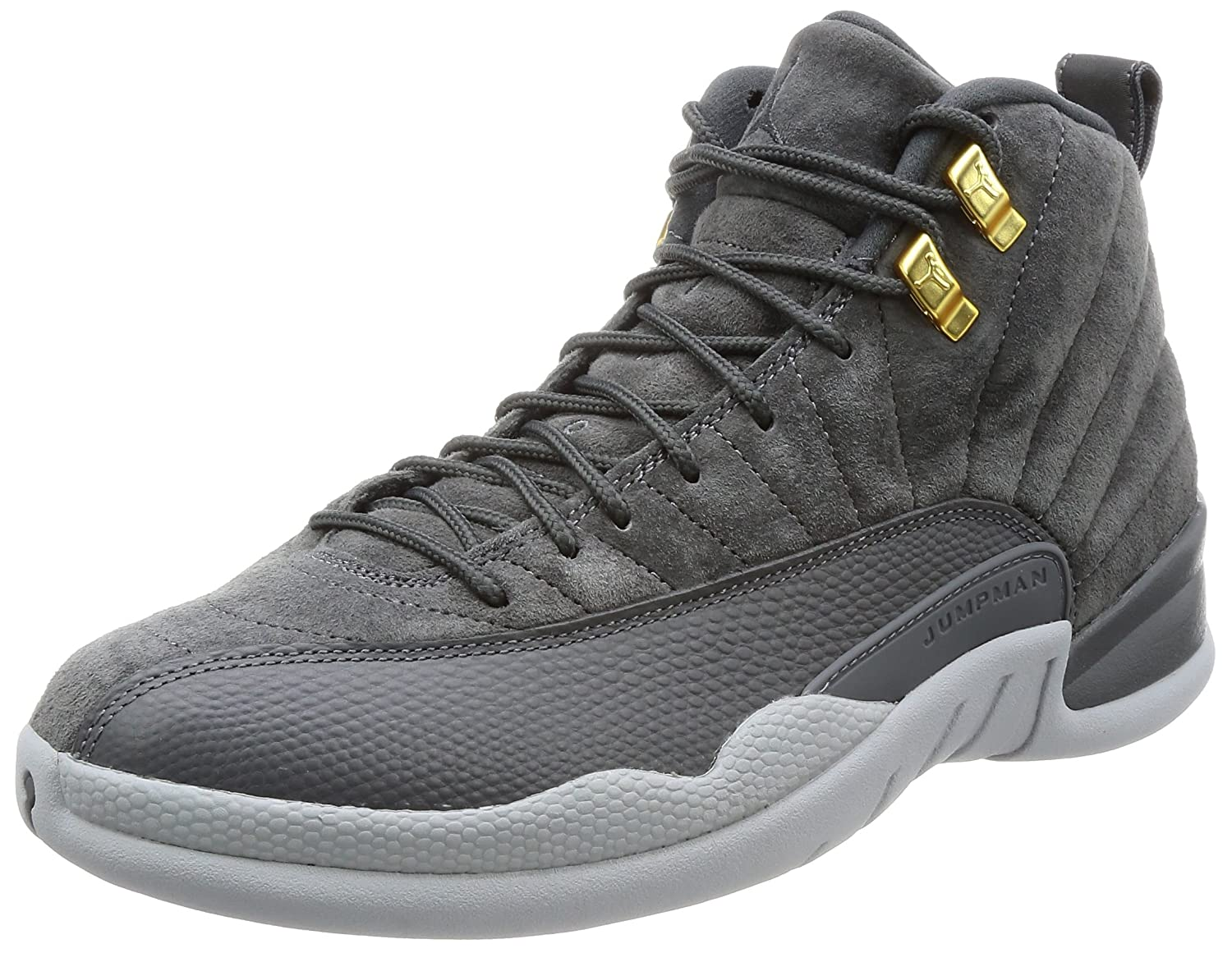 sale retailer 9ce45 a2601 ... spain nike air jordan 12 retro dark grey 130690 005 12 associate  degree.de 7a6c3