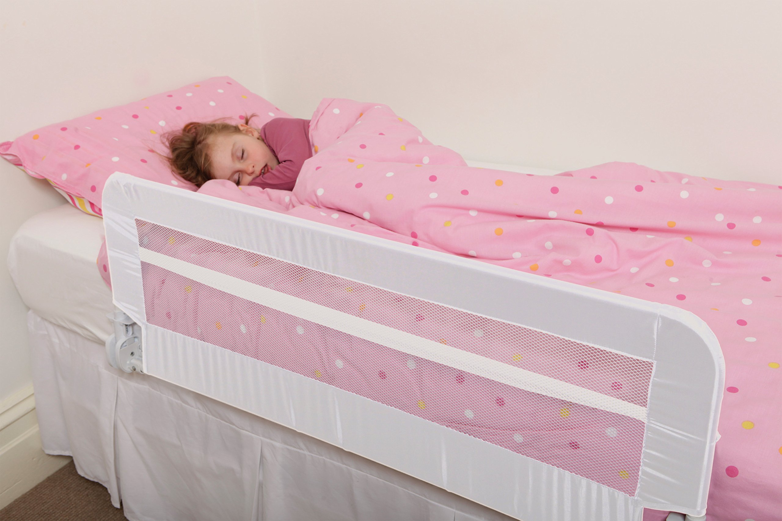 Dreambaby Harrogate Bed Rail, White