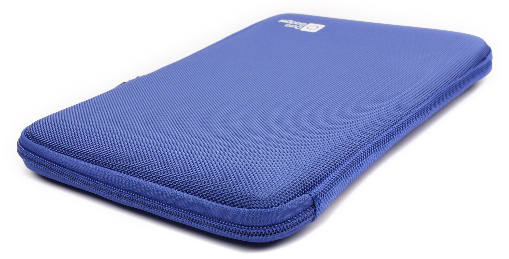 New DURAGADGET Brilliantly Resilient Hard Shell Case Cover Sleeve With Internal Ergonomic Designed Net Accessories Pouch In Vibrant BLUE COLOUR For Asus Transformer Book T100TA, Asus MEMO PAD 10, Asus Transformer Pad TF701T, Transformer Infinity & Transfo by DURAGADGET (Image #2)