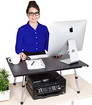 Amazoncom Stand Steady Executive Standing Desk Large Surface