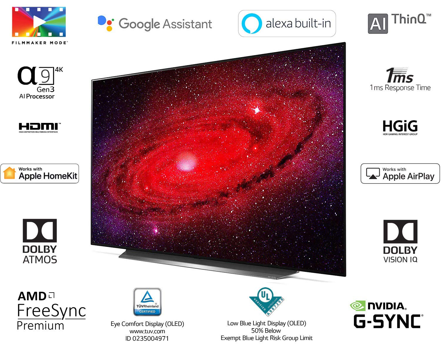 LG 65CXPTA OLED TV - Best 65 inch TVs in India - Best Picture Quality