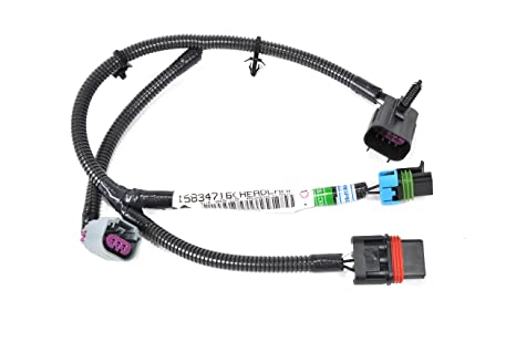 amazon com acdelco 15834716 gm original equipment headlight wiringWiring Harness Equipment #12