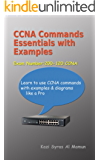 CCNA Commands Essentials with Examples (English Edition)