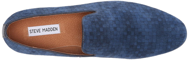 Amazon.com   Steve Madden Men's Eldred Slip-On Loafer, Blue, 13 M US    Loafers & Slip-Ons
