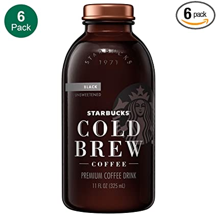what is a cold brew at starbucks