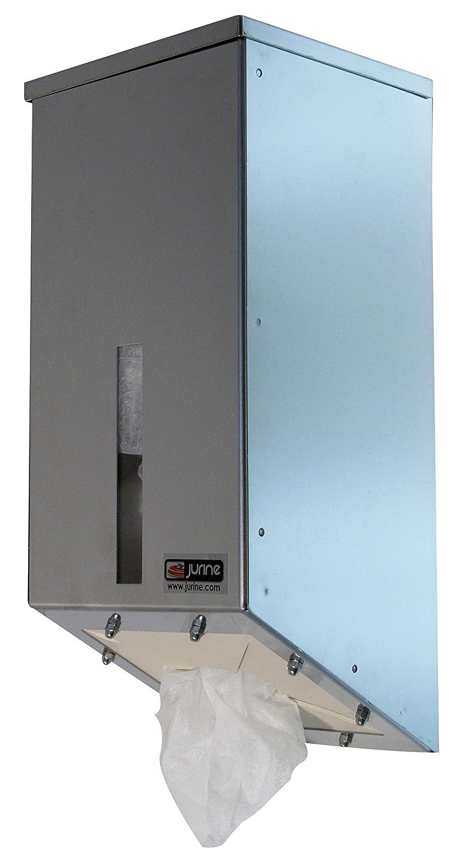 Jurine 957500 dispensador de Acero inoxidable de gorros y artículos a granel: Amazon.es: Industria, empresas y ciencia