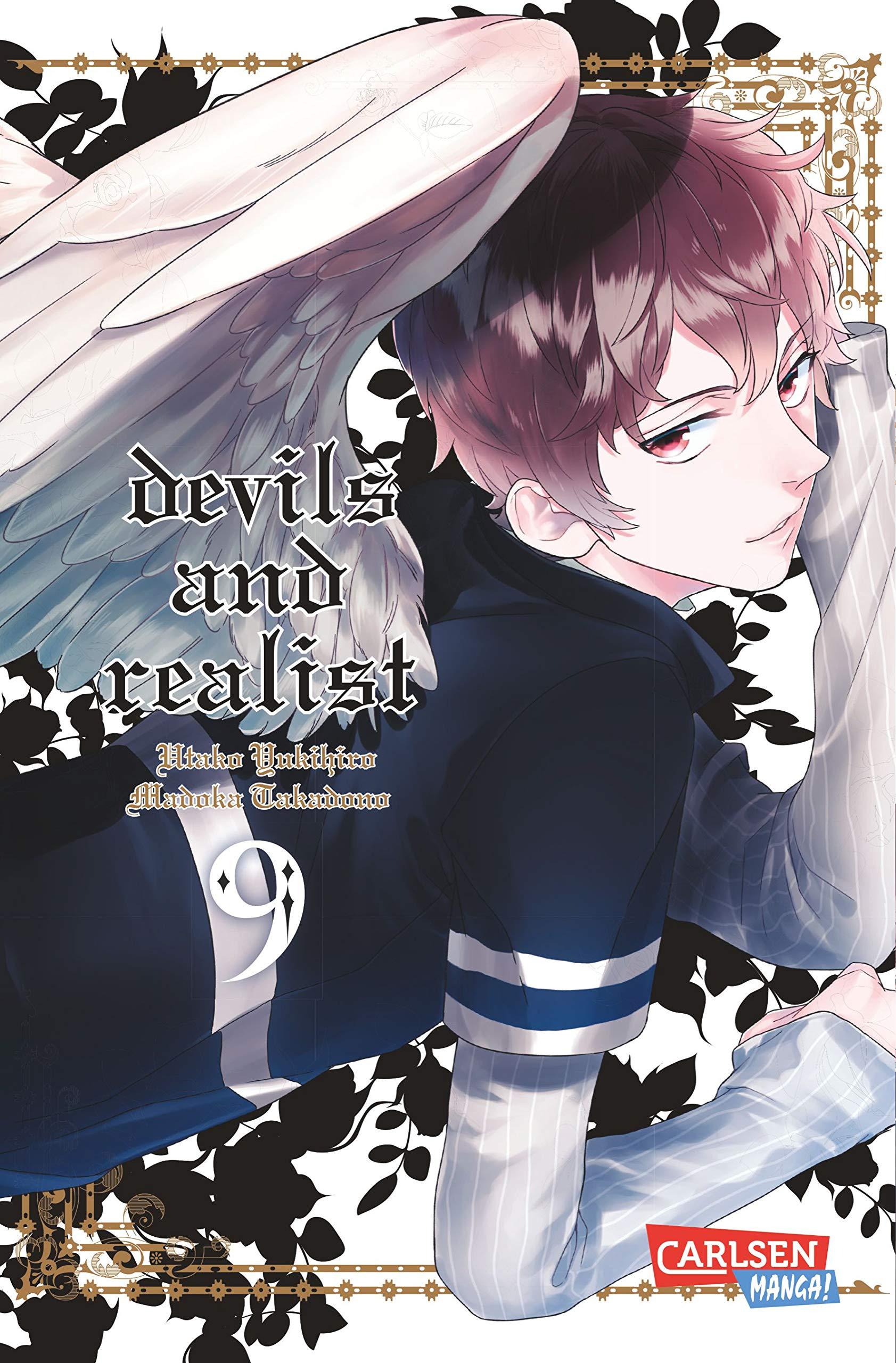 Devils and Realist  Band 9 Carlsen Manga