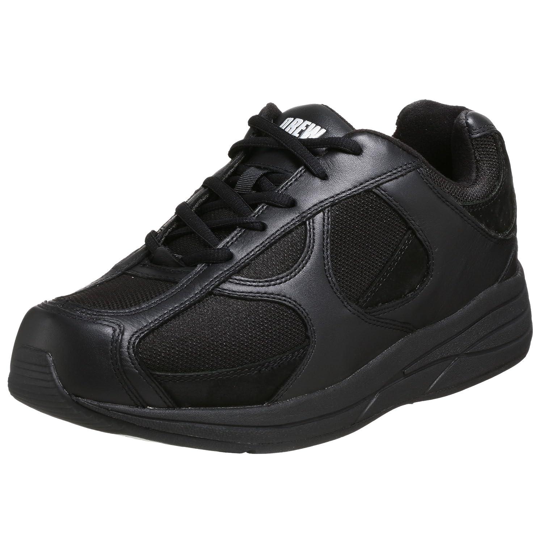Drew Shoe Men's Surge Walking Shoe 10.5 W US|Black
