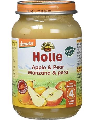 Holle Potito de Manzana y Pera (+4 meses) - Paquete de 6 x
