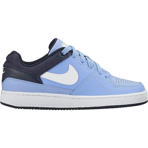 Nike Priority Low GS, Zapatillas de Baloncesto para Niñas, Azul ...