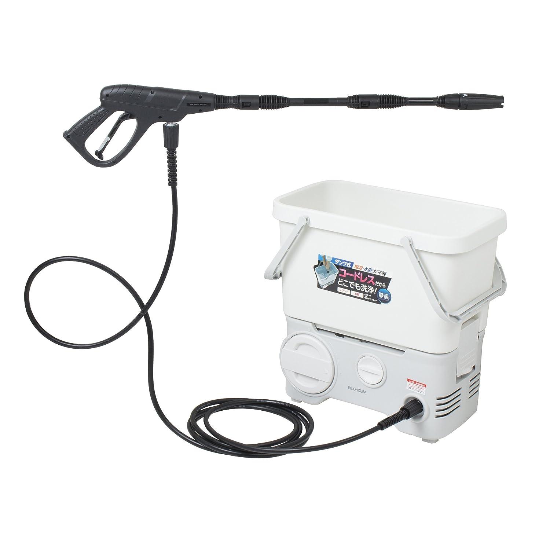 アイリスオーヤマ 高圧洗浄機 タンク式 洗車セット SBT-512NS B075M8WDCX 電源|洗車セット|静音 洗車セット 電源