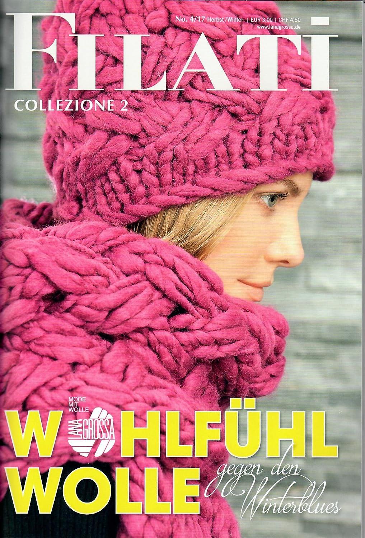 Lana Grossa ACCESSOIRES Wolle Kreativ Ausgabe 15
