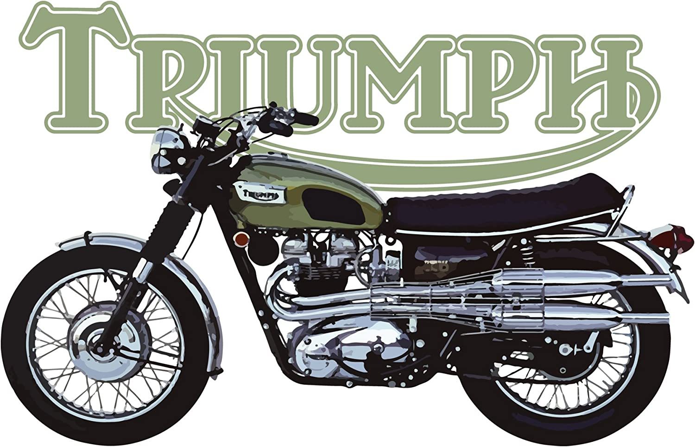 Vox Throttle Triumph Trophy 500 T Shirt