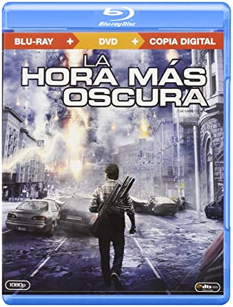 La Hora Mas Oscura (Bd+Dvd+Copia Digital) (Blu-Ray