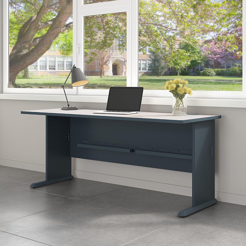 Amazon Com Series A 72w Desk Kitchen Dining