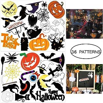 22 pièces mignon Halloween autocollants pour téléphone