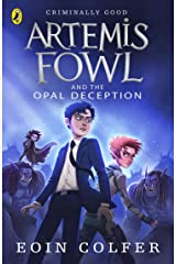 Artemis Fowl and the Opal Deception (Book 4) Paperback