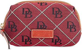 Dooney Bourke Signature Cosmetic Case Pouch