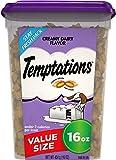 Temptations Whiskas Cat Treats, Creamy Dairy Flavor, 16oz