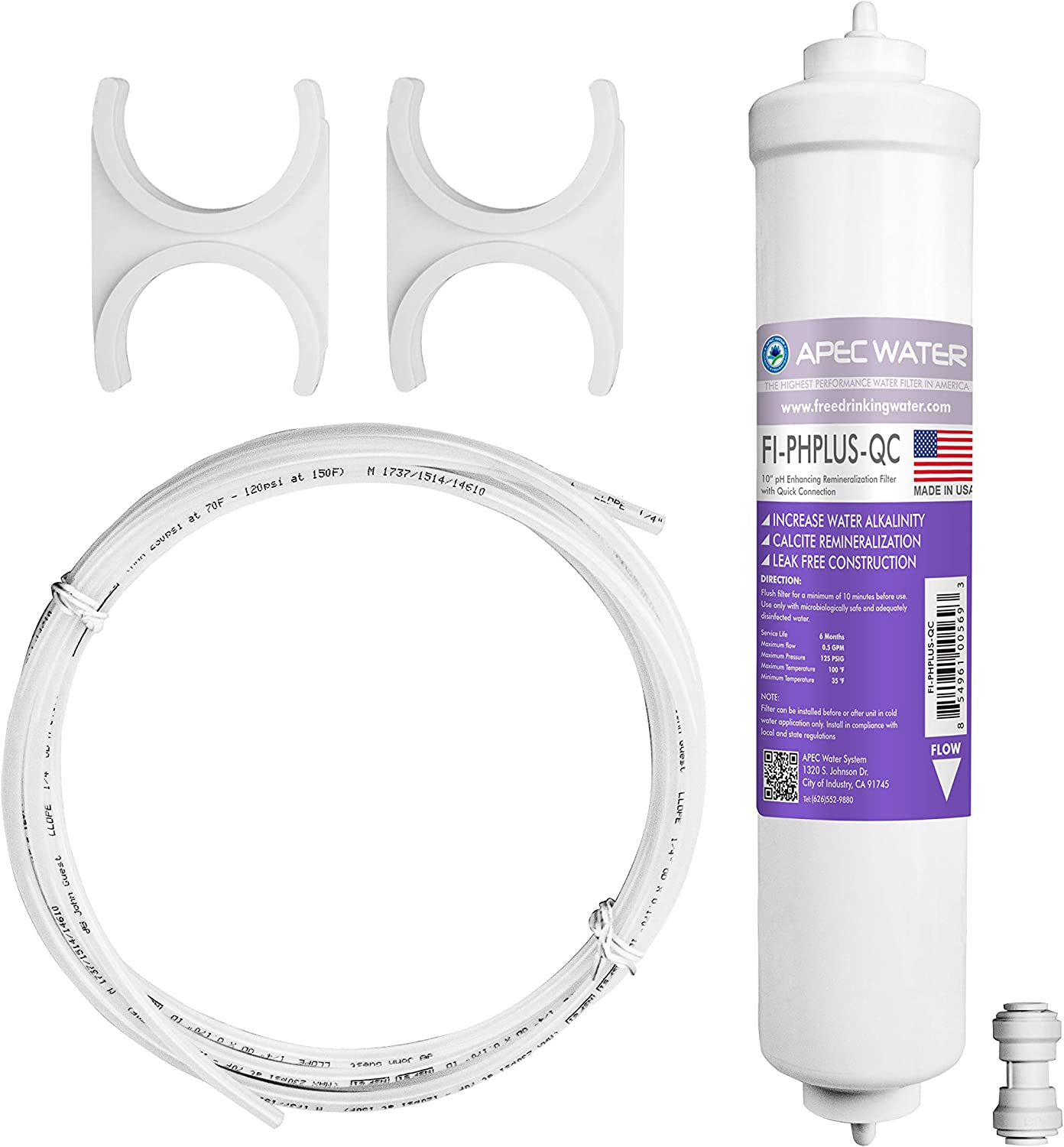 APEC PHPLUSKIT-14 Alkaline Water Filter Cartridge