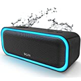 Bluetooth Speakers, DOSS SoundBox Pro Portable Wireless Bluetooth Speaker with 20W Stereo Sound, Active Extra Bass, IPX5 Wate