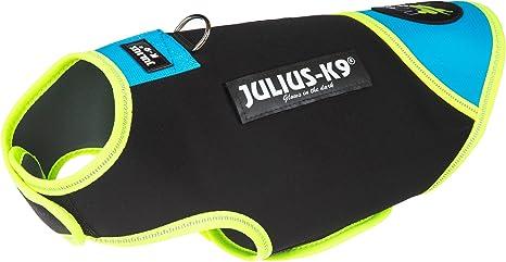Julius-K9, Chaqueta de neopreno para perro IDC, Talla: XS, Negro y ...