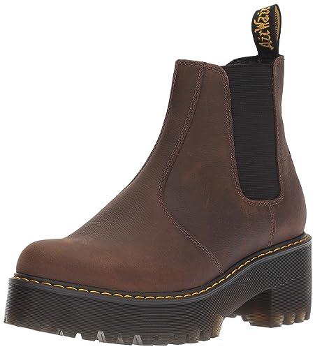 8f99f7391a87 Dr. Martens - Botte Rometty Chelsea Femme  Amazon.fr  Chaussures et Sacs