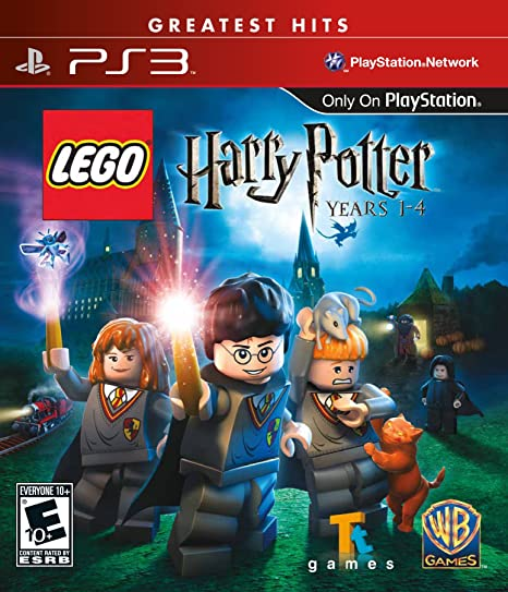 Amazon Com Lego Harry Potter Years 1 4 Playstation 3 Video Games