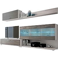 HomeSouth - Mueble de Comedor, modulo Salon Vitrina