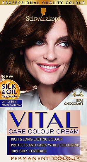 Vital Colors Schwarzkopf - Tinte para el pelo de color vital ...