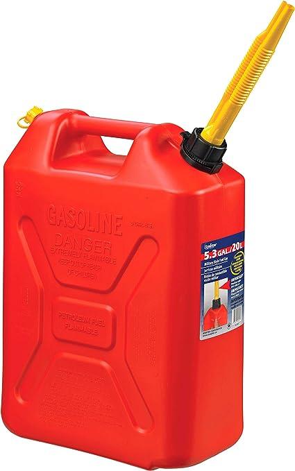 Moeller cetro ventilado gas Can (5-Gallon, estilo militar)