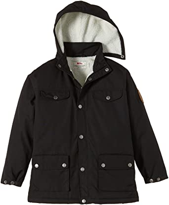 ef21e6ad9e69 Amazon.com  Fjallraven Kids Greenland Winter Jacket  Clothing