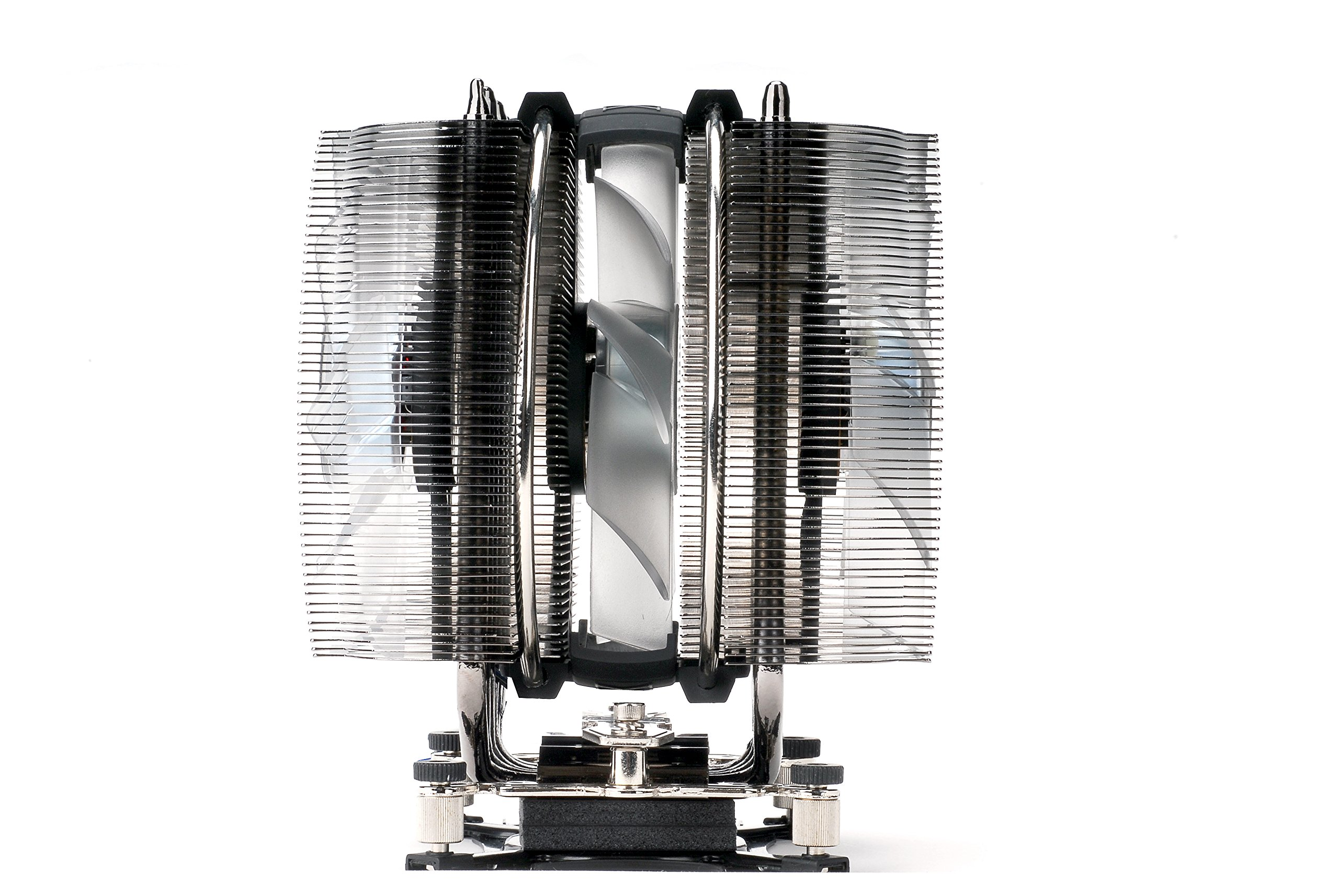 Zalman CPU Cooler for Intel Socket 2011/1155/1156/1366/775 and AMD Socket FM1/AM3+/AM3/AM2+/AM2 CNPS12X