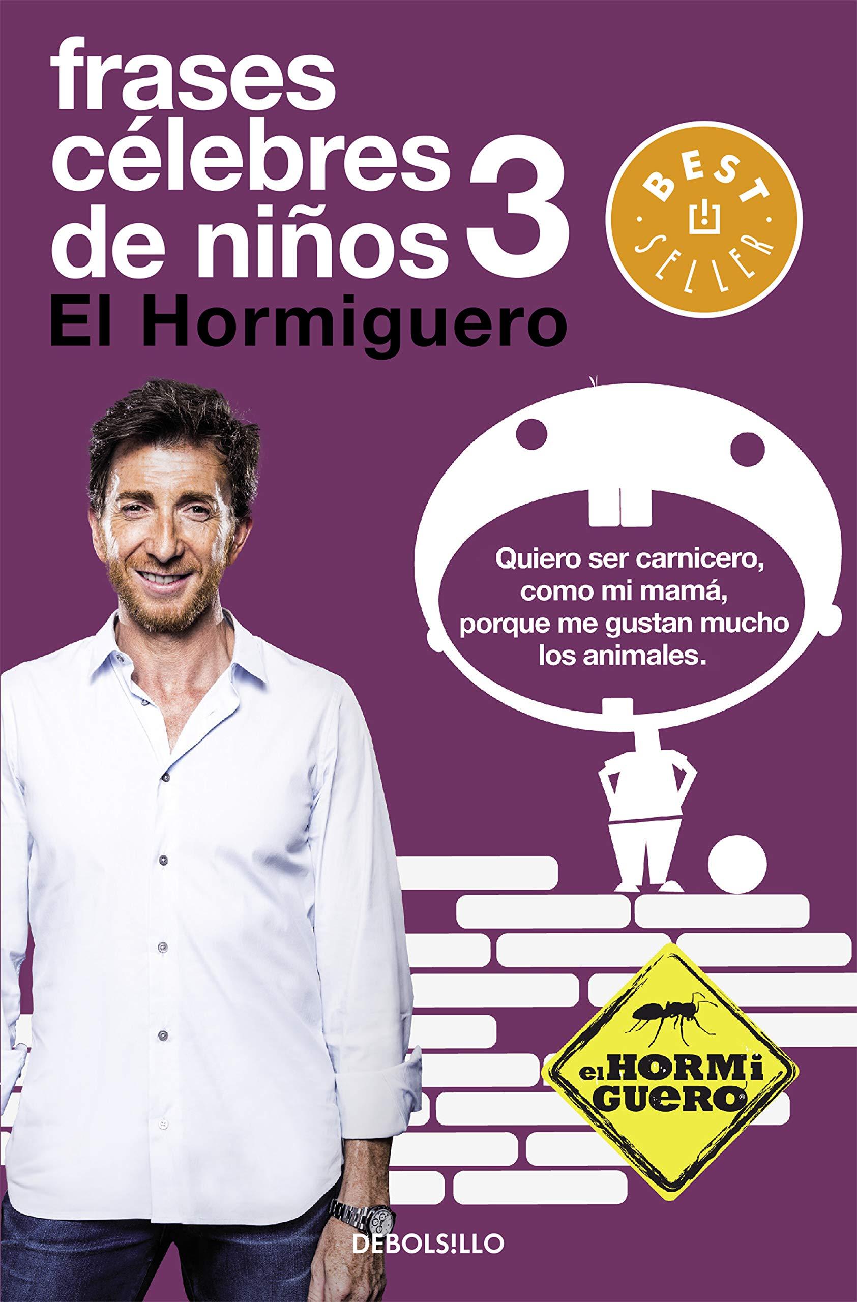 Frases célebres de niños 3 (Best Seller) : Motos, Pablo ...