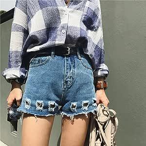 YYJZJW Shorts para Mujer Shorts para Mujer Faldas Cortas