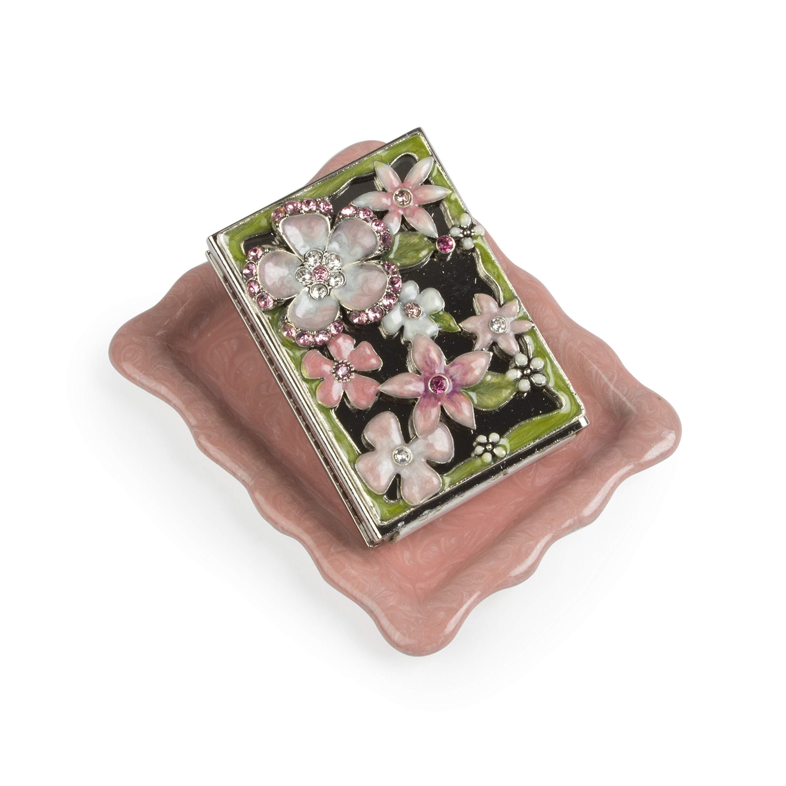 Quest Collection Pastel Floral Matchbox Set