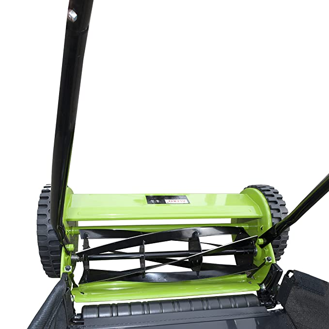 Amazon.com: Aleko ghpm16 5-blade 16 inch mano Push Lawn ...