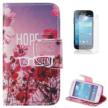 CaseHome Compatible For Samsung Galaxy S4 Mini i9190 Funda ...