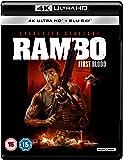 Rambo: First Blood 4K [Blu-ray] [2018]