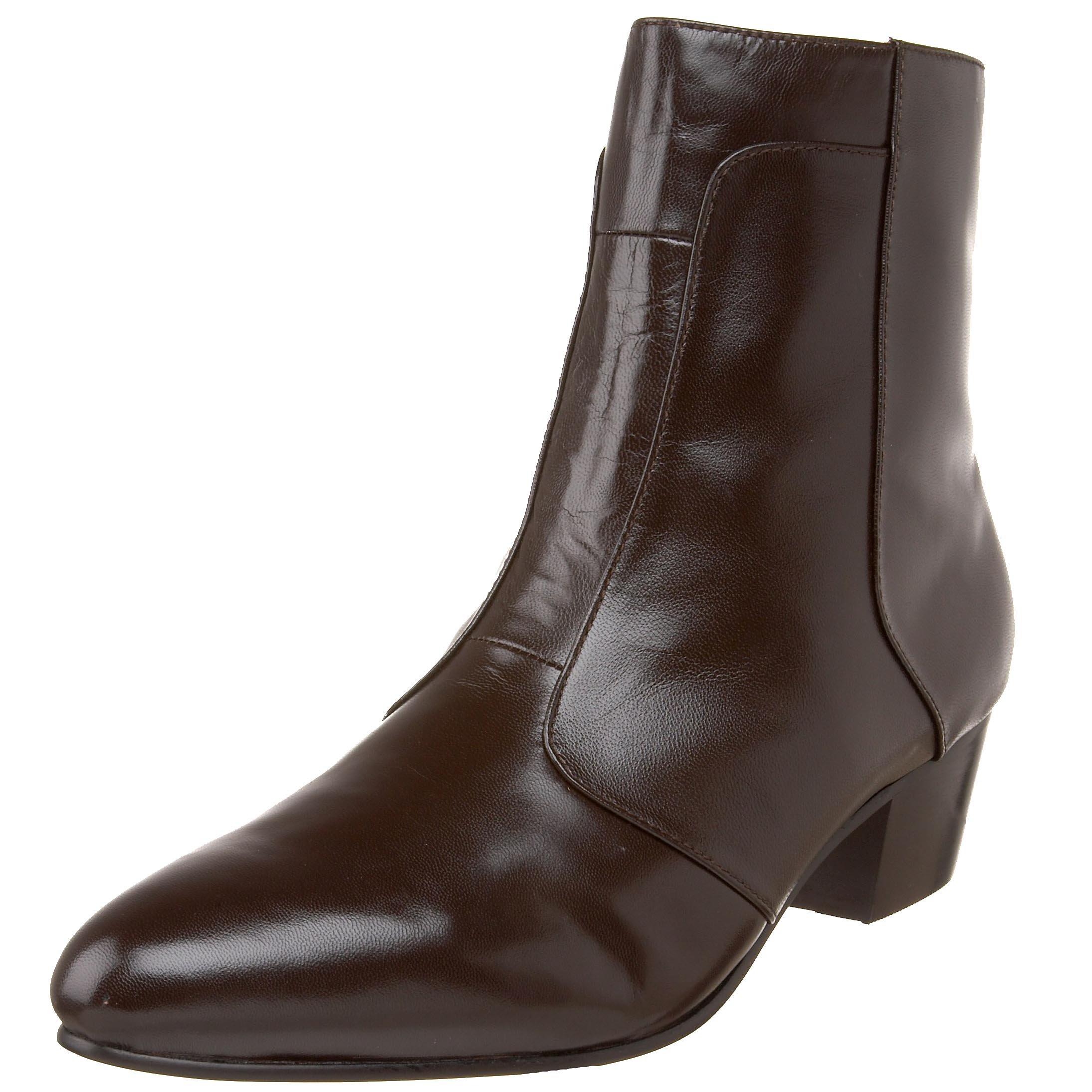 Giorgio Brutini Men's 805752 Boot,Dark Brown,8.5 W US
