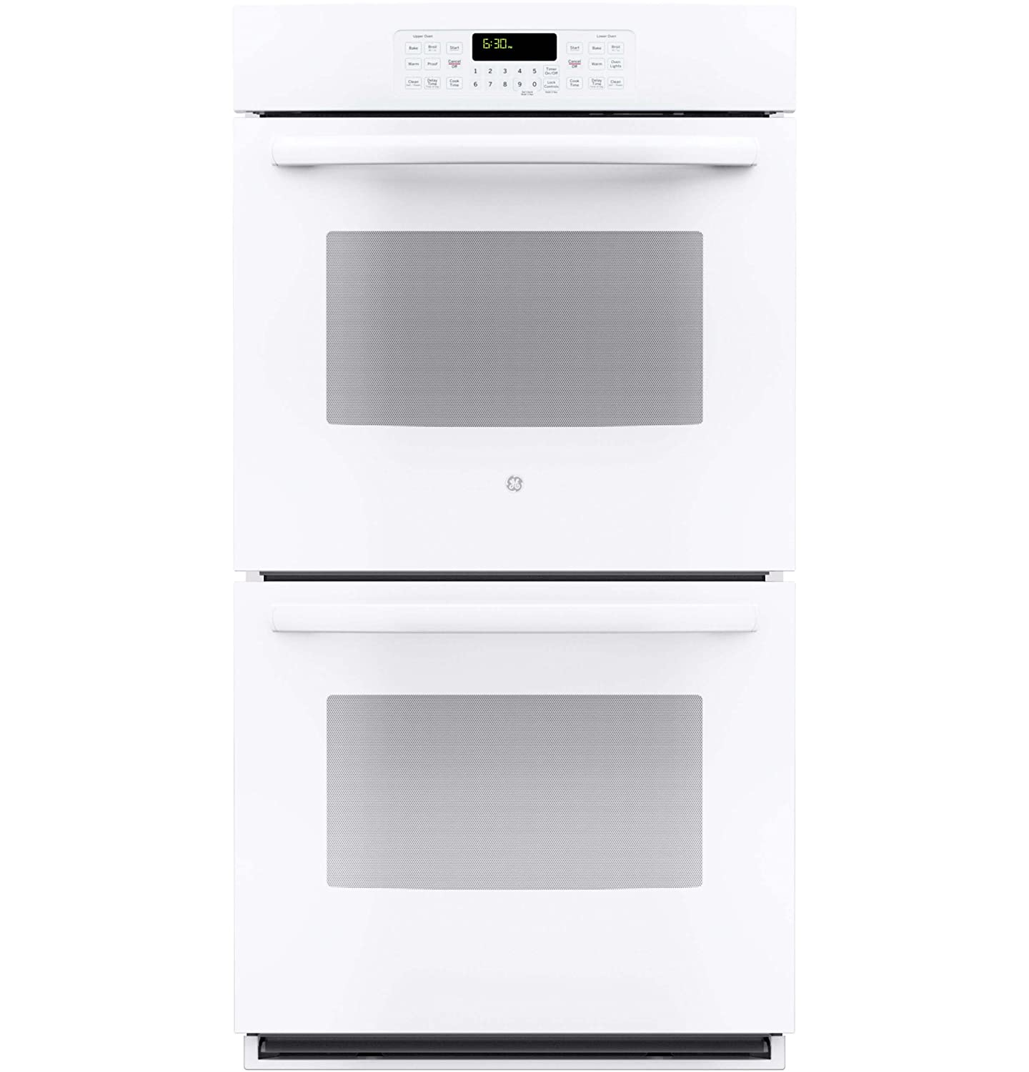 "GE JK3500DFWW 27"" White Electric Double Wall Oven"