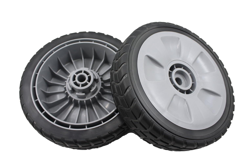 Honda 44710-VL0-L02ZB Front Wheels (Set of 2)
