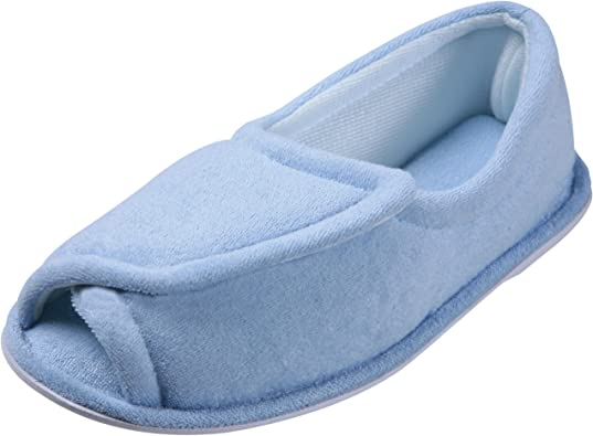 CLINIC SHOE Women's Terry Cloth Comfort